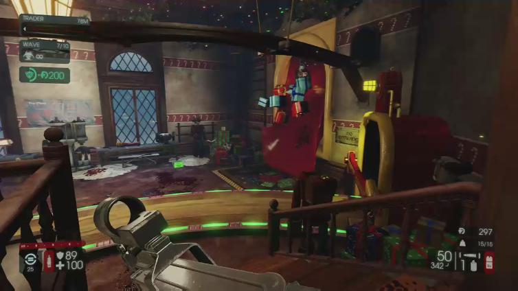 Fooga playing KILLING FLOOR 2