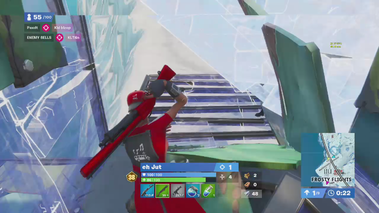 How To Fortnite In 39s