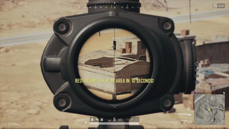 NOosaoiK0 playing PlayerUnknown's Battlegrounds