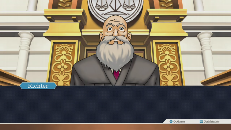 Sfx FuzioN playing Phoenix Wright: Ace Attorney Trilogy